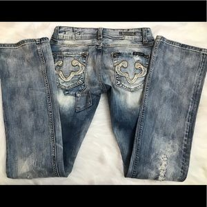 Ladies ReRock For Express Jeans